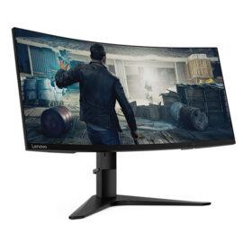 מסך מחשב לנובו Lenovo קעור דגם G34w-10 Curved Gaming Monitor - 66A1GACBIS