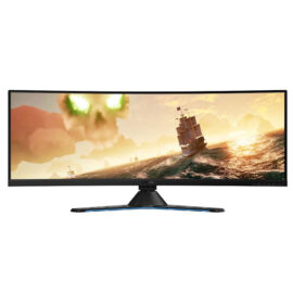 "מסך מחשב קעור Lenovo IP Curved monitor 43.4"" Y44w-10- 65EARAC1IS"