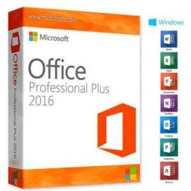 חבילת תוכנות אופיס Microsoft Office 2016 Pro Plus Key משלוח דיגיטלי מהיר ומאובטח
