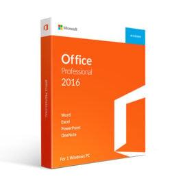 חבילת תוכנות אופיס Microsoft Office 2016 Pro Professional Plus Key Global משלוח דיגיטלי מהיר ומאובטח