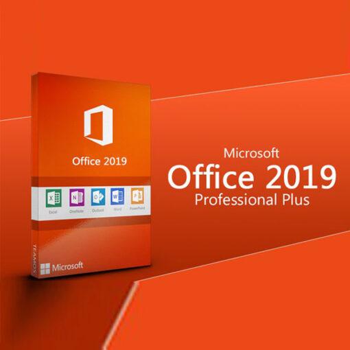 חבילת תוכנות Microsoft Office 2019 Pro Professional Plus