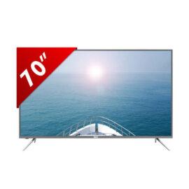 טלוויזיה חכמה מאג דגם Smart TV CRD70-UHD9 איכות 4K גודל 70 אינטש