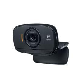 מצלמת רשת עסקית Logitech B525 USB עם מיקרופון מובנה