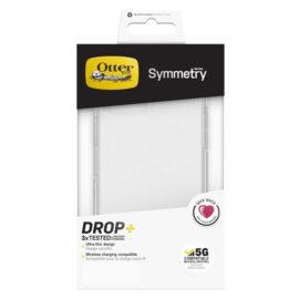 כיסוי אייפון 12 פרו מקס OtterBox Symmetry שקוף מנצנץ אוטרבוקס - הגנה קשיחה וכיסוי יפה