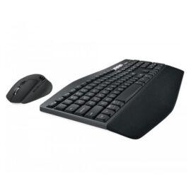 סט מקלדת ועכבר אלחוטיים Logitech Performance MK850 Retail לוגיטק כולל עברית ואנגלית