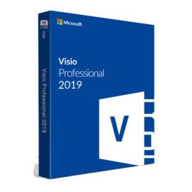 עותק דיגיטלי Microsoft Visio Pro Professional 2019 משלוח מהיר ומאובטח