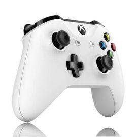 שלט Xbox ONE אלחוטי בצבע לבן Microsoft מקורי