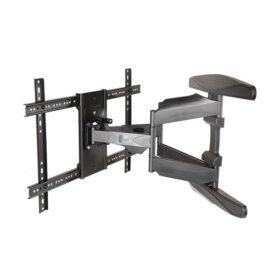 מתקן תליה לטלוויזיה זרוע דו מפרקית עד 70 והטיית זווית 8 מעלות