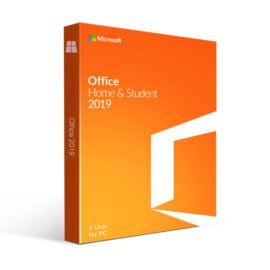 אופיס 2019 לבית ולסטודנט - Microsoft Office Home & Student 2019 משלוח דיגיטלי מהיר ומאובטח