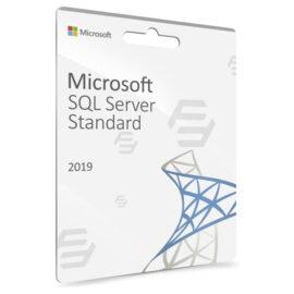 רישיון דיגיטלי לתוכנת SQL Server standard 2019 עבור שרת