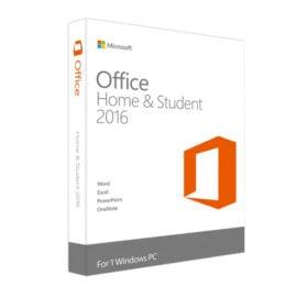 אופיס 2016 לבית ולסטודנט - Microsoft Office Home & Student 2016 משלוח דיגיטלי מהיר ומאובטח