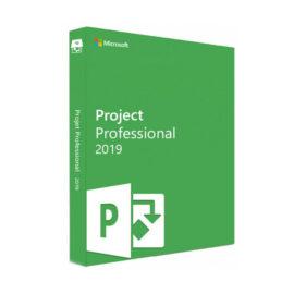 עותק דיגיטלי Microsoft Project Pro 2019 משלוח מהיר ומאובטח