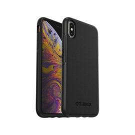 כיסוי OtterBox Symmetry לאייפון XS MAX בצבע שחור