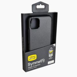 כיסוי OtterBox Symmetry לאייפון 11 בצבע שחור
