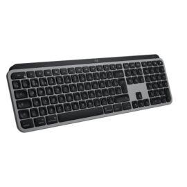 מקלדת אלחוטית Logitech MX Keys for MAC לוגיטק מתאימה במיוחד למחשבי מק