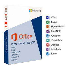 חבילת תוכנות אופיס Microsoft Office 2013 Pro Plus משלוח דיגיטלי מהיר ומאובטח