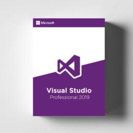 עותק דיגיטלי Microsoft Visual Studio 2019 Pro משלוח מהיר ומאובטח