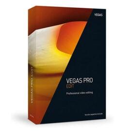 רישוי הורדה אלקטרונית Vegas Pro 14 Edit עבור הפקת אודיו-וידאו