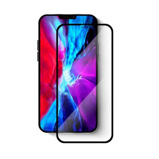 מגן זכוכית דבק מלא 5D למכשירי אייפון 12 פרו מקס